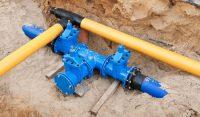 przyłącza wodne kanalizacyjne i gazowe