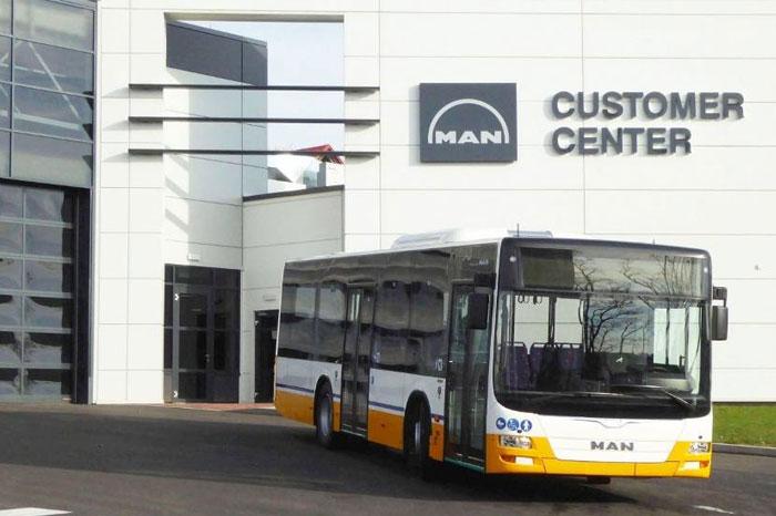 Prace remontowe dla Man Bus starachowice